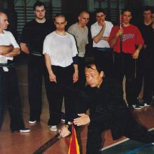 Yu Tiancheng shifu yan qing dao