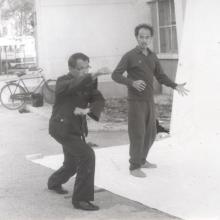 Yu Tiancheng i Yu Tianlu