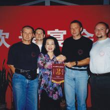 Qingdao 2000 z mistrzynią Lilly Lau