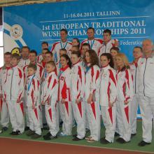 Tallin Mistrzostwa Europy w tradycyjnym wushu