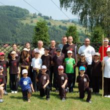 Obóz dzieci 2012